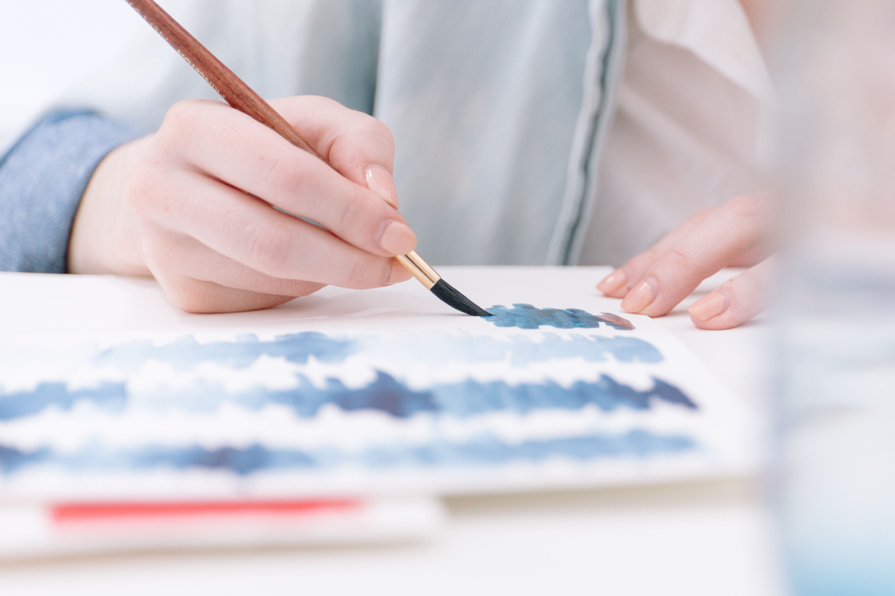 KWENCH Members: Watercolour Workshop