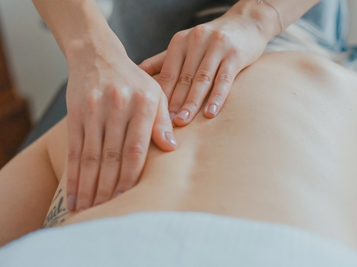 Members massage therapy