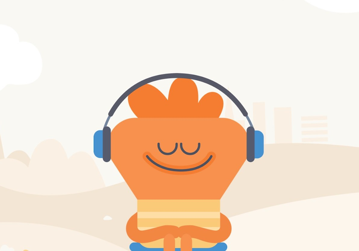 Online: Free Headspace meditations