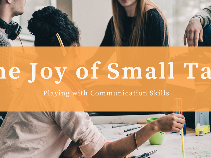 The Joy of Small Talk
