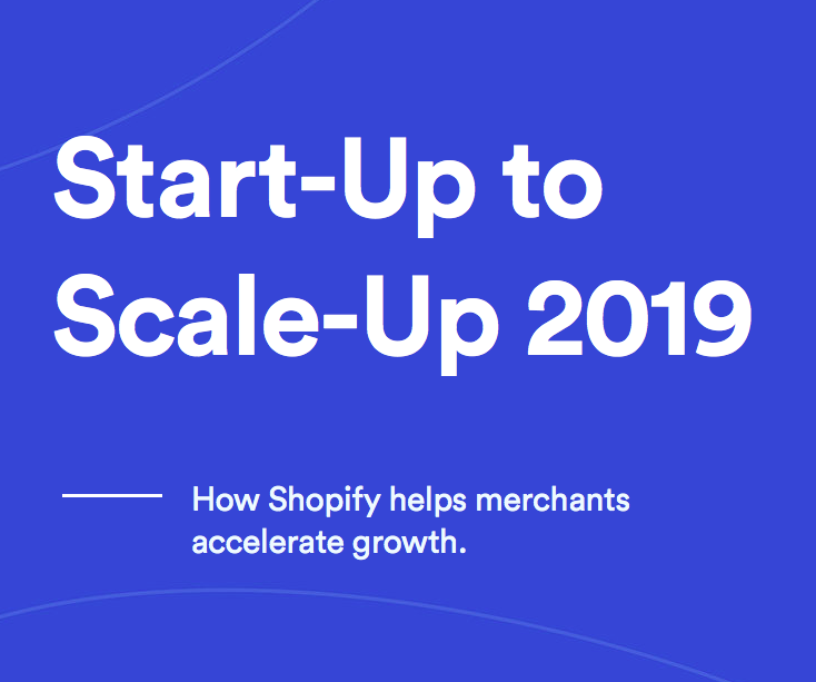Start-up to Scale-up 2019